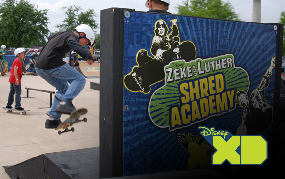 Disney XD - Shred Academy