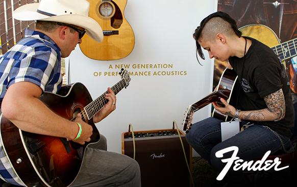 Fender - Paramount Series