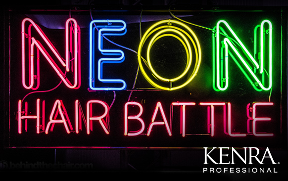 Kenra Professional - Neon Hair Battle