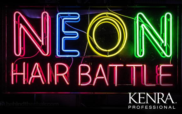 Kenra Professional - Neon Hair Battle