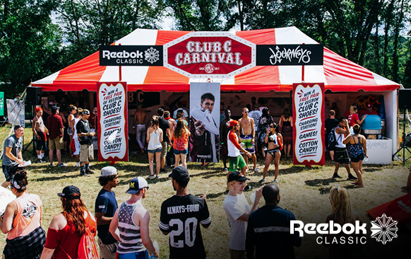 Reebok - Club C Carnival